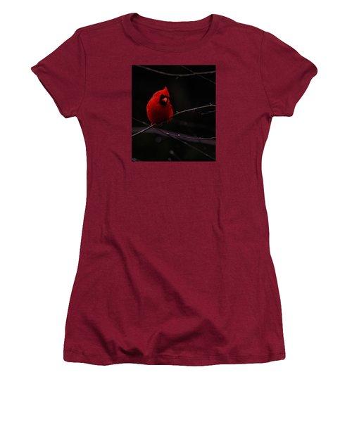 Scene Stealer  Women's T-Shirt (Athletic Fit)
