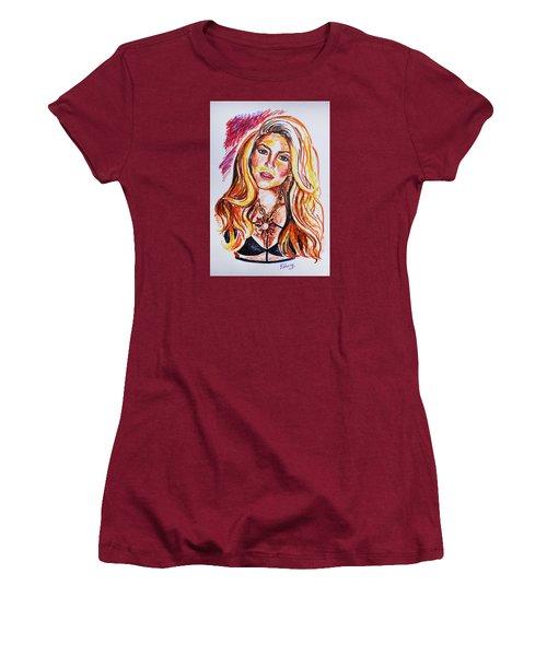 Shakira Women's T-Shirt (Athletic Fit)