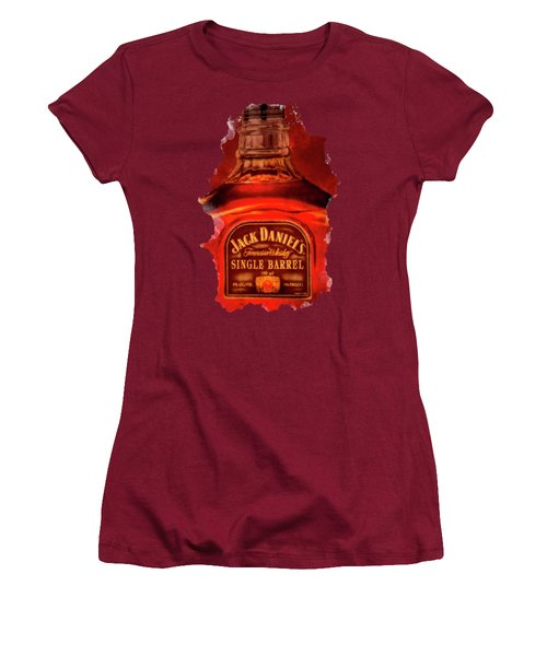 Tennessee Wiskey Women's T-Shirt (Athletic Fit)