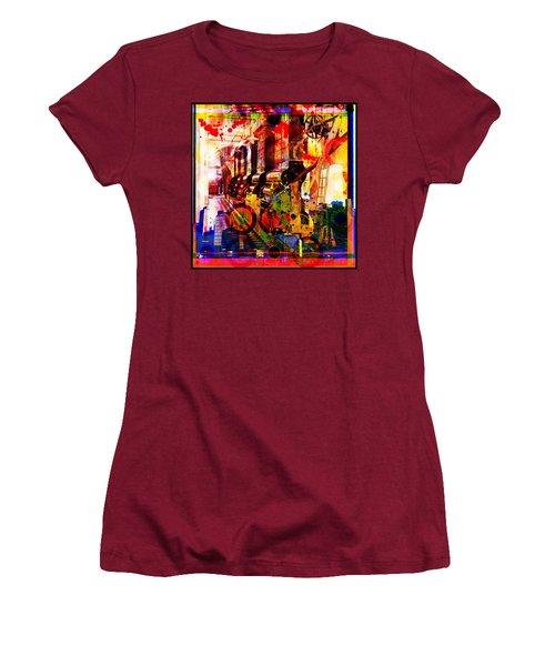 The Machine Age Women's T-Shirt (Junior Cut)