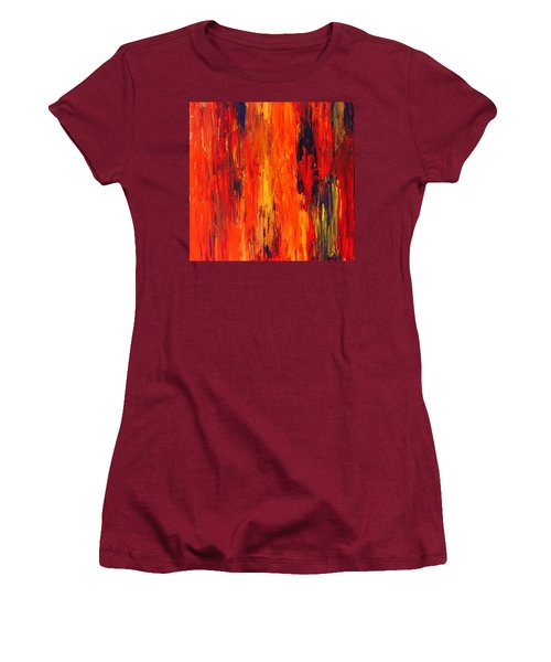 The Melt Women's T-Shirt (Athletic Fit)