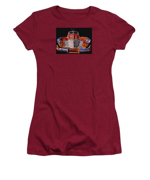 The Ol' Eight Women's T-Shirt (Athletic Fit)