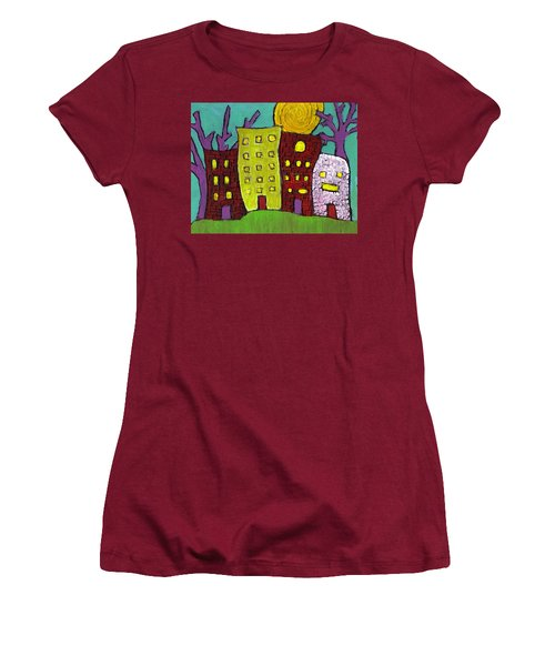 The Old Neighborhood Women's T-Shirt (Athletic Fit)