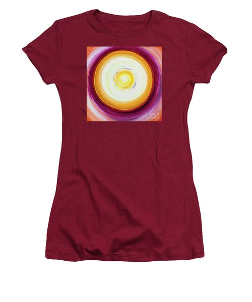 The Source Women's T-Shirt (Athletic Fit)