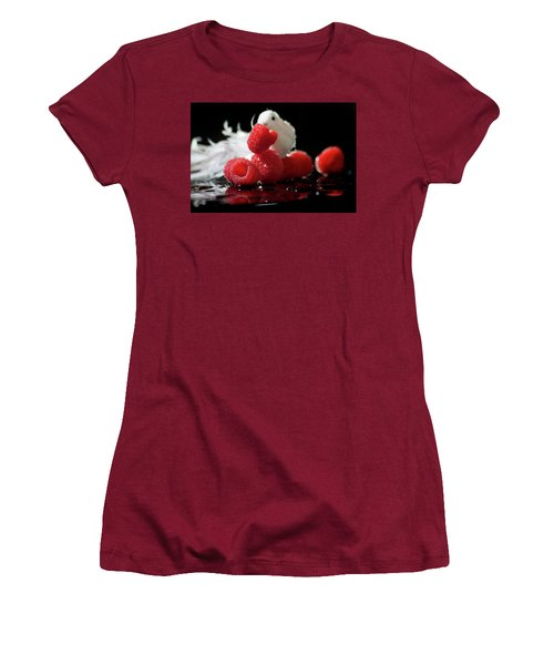 The Thief Women's T-Shirt (Athletic Fit)