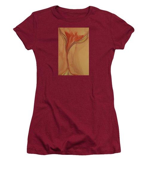 Uplifting Women's T-Shirt (Junior Cut) by The Art Of Marilyn Ridoutt-Greene