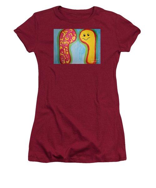 Vav Vision Women's T-Shirt (Athletic Fit)