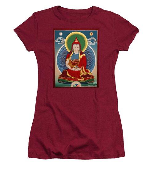 Vimalamitra Vidyadhara Women's T-Shirt (Athletic Fit)