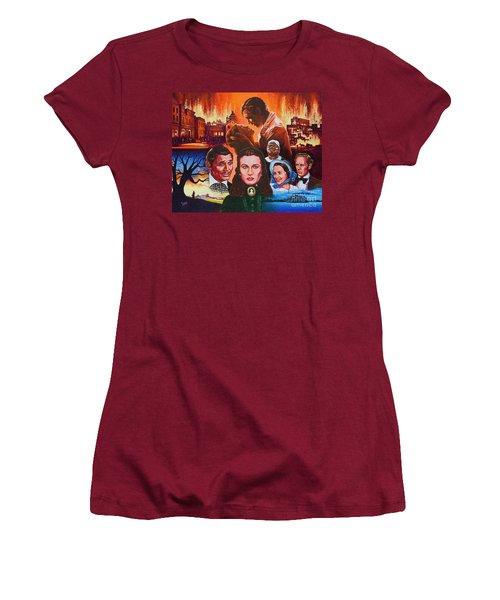 Vivien Women's T-Shirt (Athletic Fit)