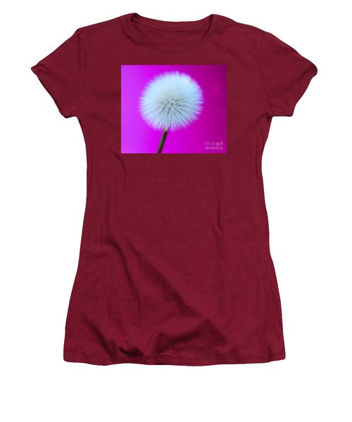 Whimsy Wishes Women's T-Shirt (Athletic Fit)