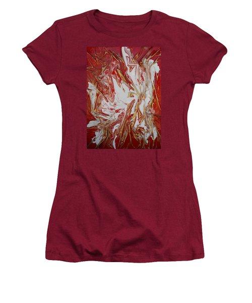 White Flight Women's T-Shirt (Athletic Fit)
