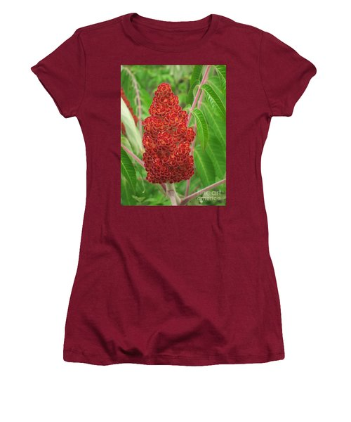 Wild Flowers 11 Women's T-Shirt (Athletic Fit)