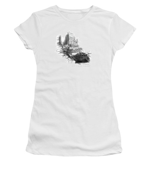 . . . And We've Got Wind Resistance Women's T-Shirt