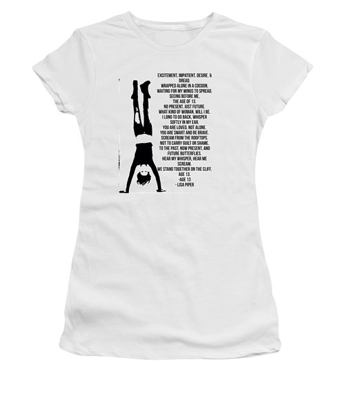 Age 13 Women's T-Shirt (Athletic Fit)