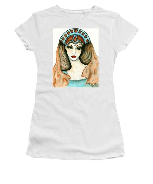 Enigma Women's T-Shirt (Athletic Fit)