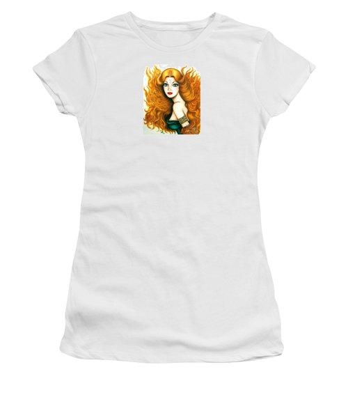 Luminous Women's T-Shirt (Athletic Fit)