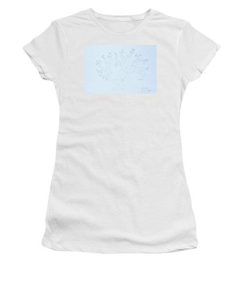 Quantum Tree Women's T-Shirt