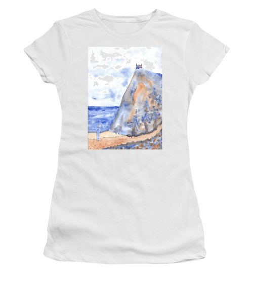 The House On The Hill 5 Women's T-Shirt (Athletic Fit)