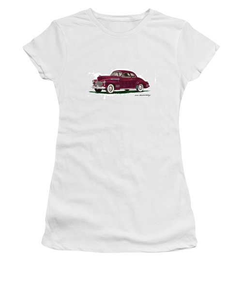 Cadillac 62 Coupe Women's T-Shirt