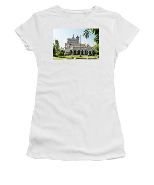 Aga Khan Palace Women's T-Shirt (Athletic Fit)