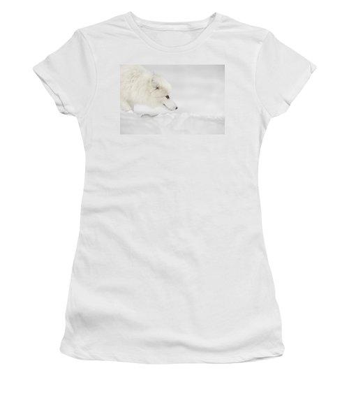 Arctic Fox Women's T-Shirt (Athletic Fit)