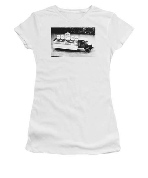 Auto Safety Parade Women's T-Shirt