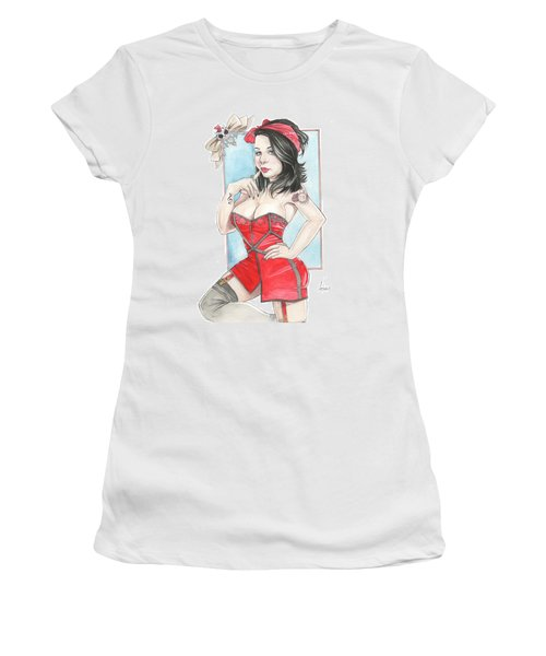 Baby Doll Women's T-Shirt (Athletic Fit)