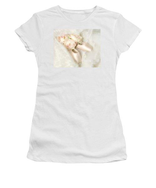 Ballet Shoes Women's T-Shirt
