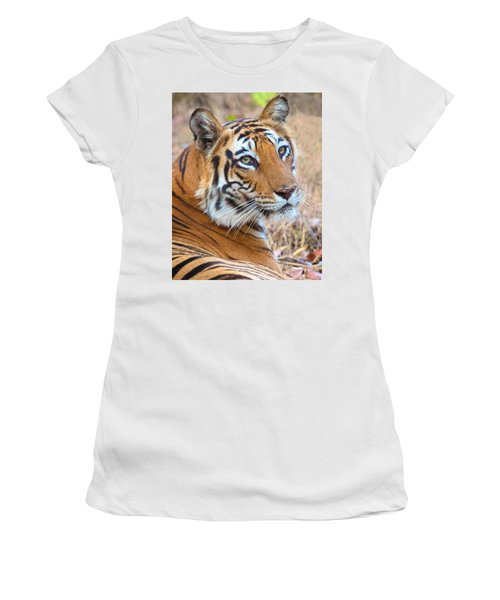 Bandhavgarh Tigeress Women's T-Shirt (Athletic Fit)