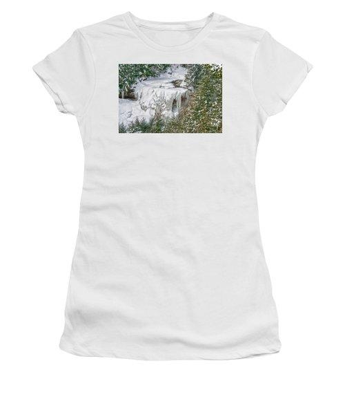 Blackwater Falls Women's T-Shirt