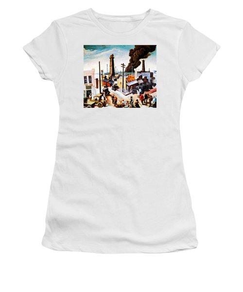Boomtown Women's T-Shirt