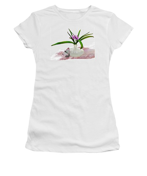 Bouque  Women's T-Shirt (Athletic Fit)