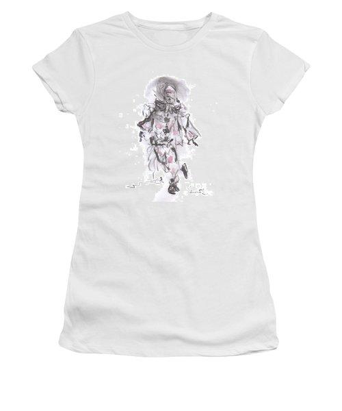 Dancing Clown Women's T-Shirt