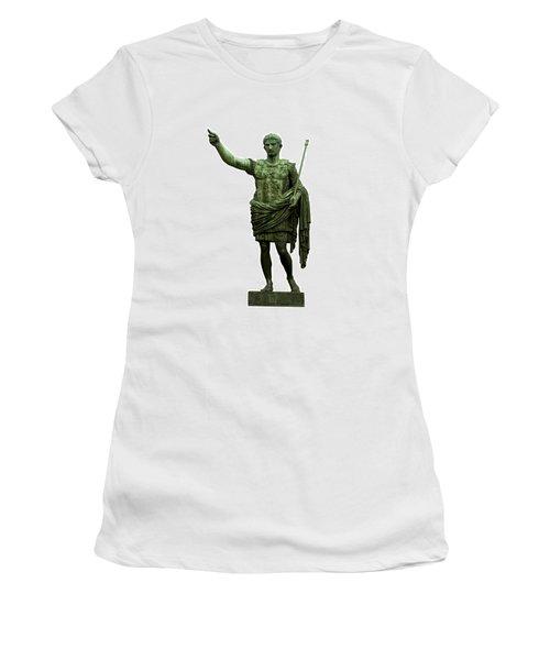Emperor Caesar Augustus Women's T-Shirt