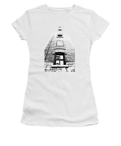 Floating Rooms Women's T-Shirt (Athletic Fit)