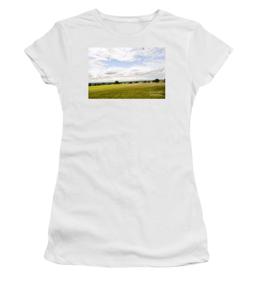 Hill Of Tara Women's T-Shirt (Athletic Fit)