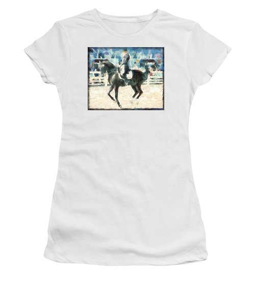 In The Air Women's T-Shirt
