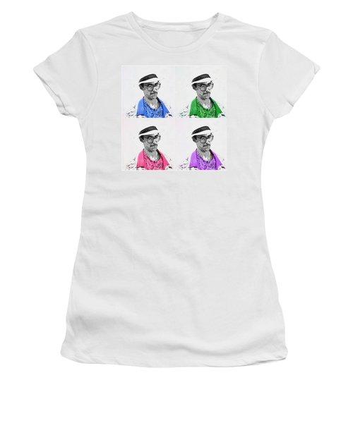 Izzy Women's T-Shirt (Junior Cut) by J Anthony
