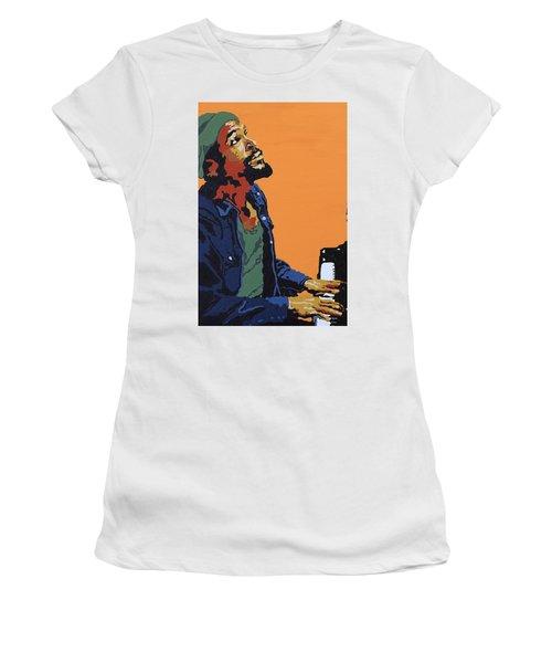 Marvin Gaye Women's T-Shirt