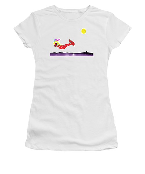 Mermaid 2 Women's T-Shirt (Athletic Fit)
