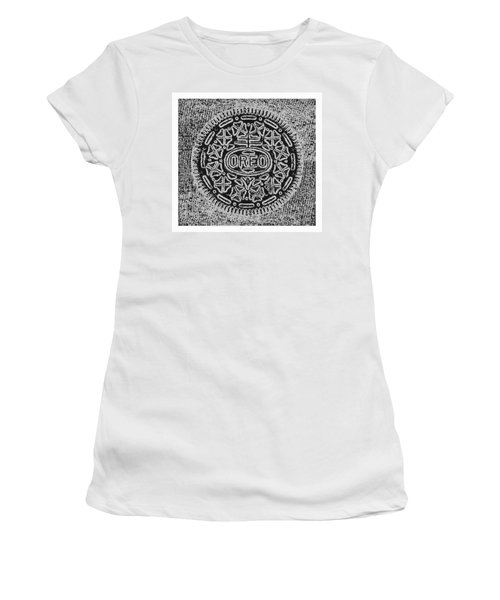 Oreo In Grey Women's T-Shirt