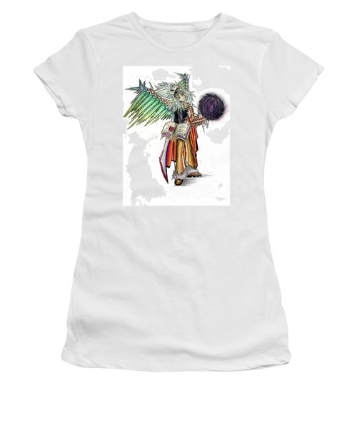 Pelusis God Of Law And Order Women's T-Shirt