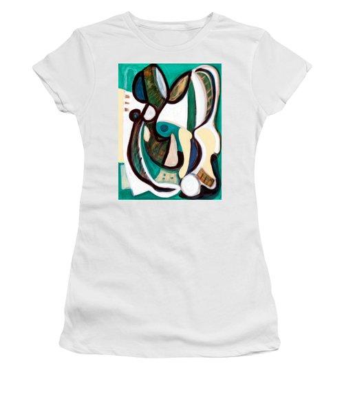Portrait Of My Innocence Women's T-Shirt