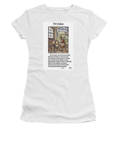 Potter, 1568 Women's T-Shirt
