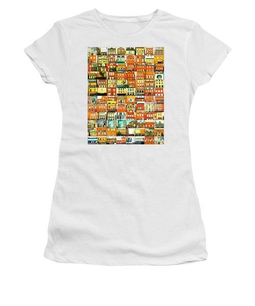 Southside Pittsburgh Women's T-Shirt (Junior Cut) by Joe Jake Pratt
