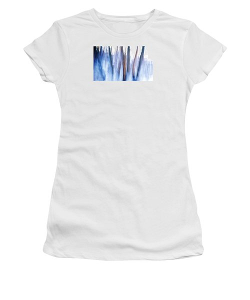 Trees Women's T-Shirt (Athletic Fit)