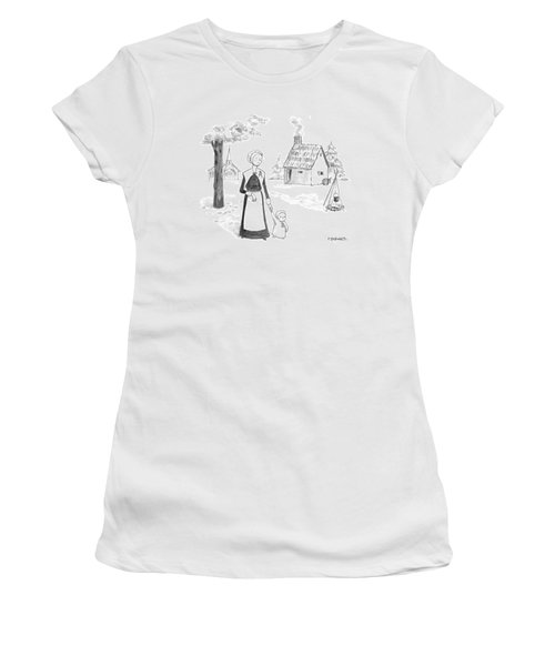 Captionless; Women's T-Shirt
