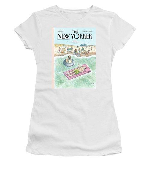New Yorker August 7th, 2006 Women's T-Shirt