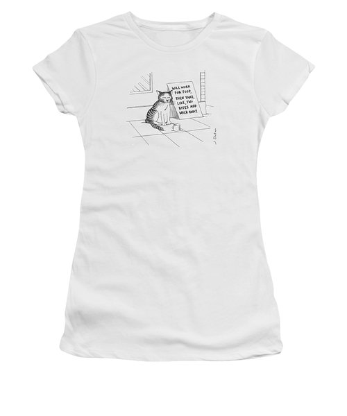 New Yorker September 22nd, 2008 Women's T-Shirt