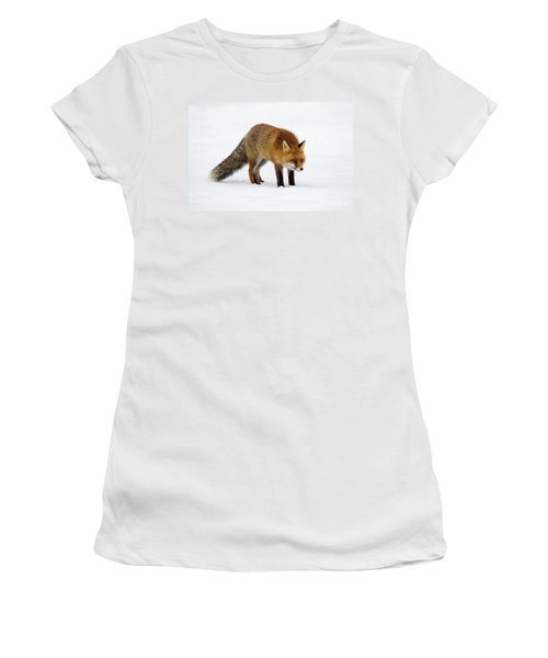Women's T-Shirt (Junior Cut) featuring the photograph 130201p052 by Arterra Picture Library